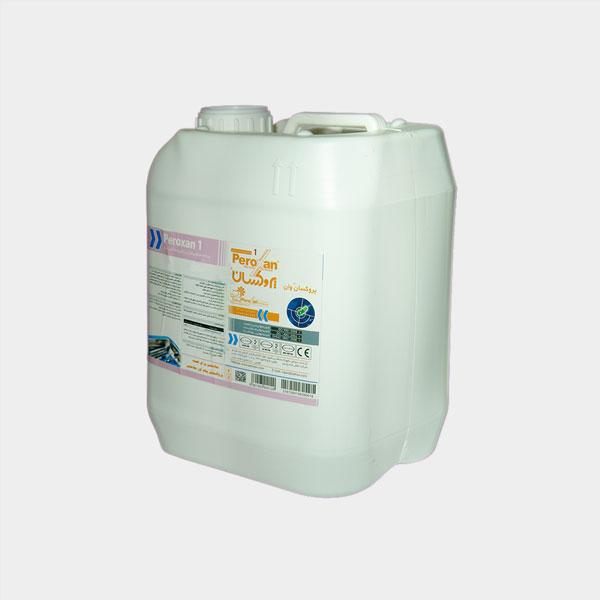 محلول 5 لیتری ضد عفونی کننده کنستانتره ابزار پروکسان